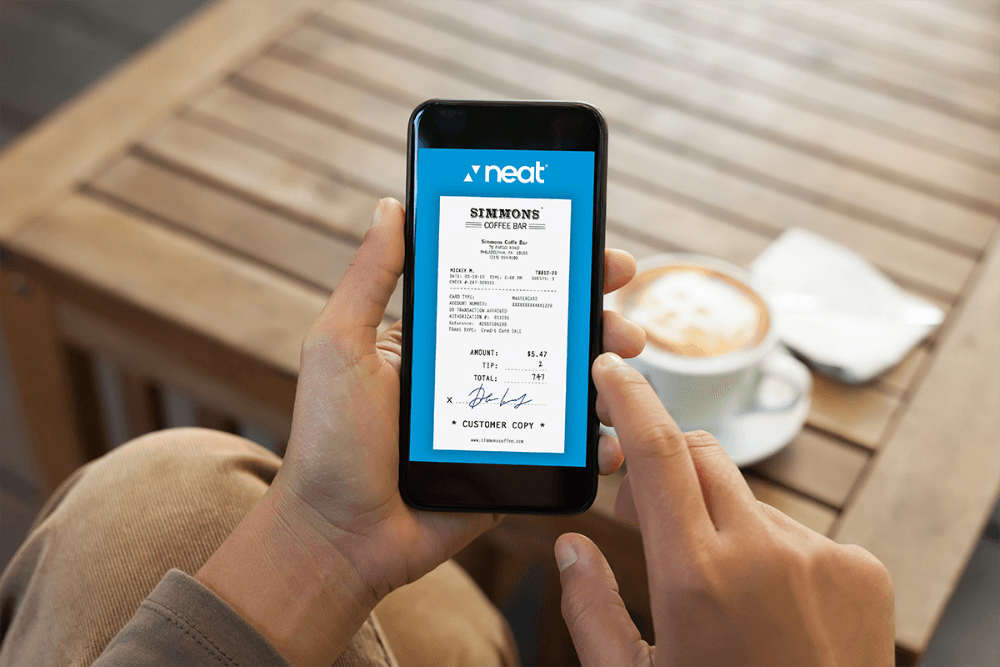 benefits of a receipt scanning app